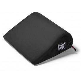 Малая подушка для любви Liberator Retail Jaz из черной замши