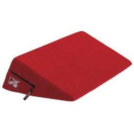 Красная малая подушка для любви Liberator Wedge